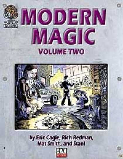 Role Playing Games - Modern Magic, Volume Two