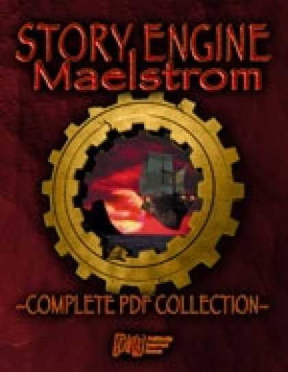 Role Playing Games - Story Engine/Maelstrom Complete PDF Set [BUNDLE]