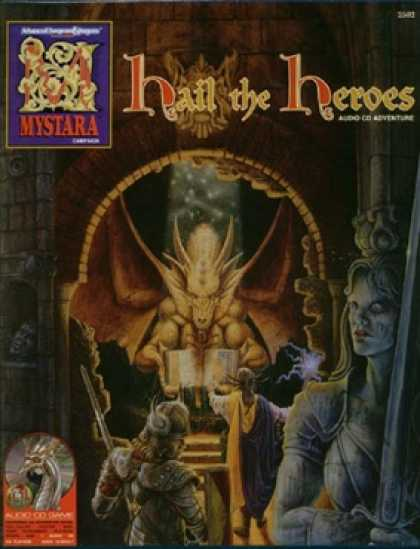 Role Playing Games - Hail the Heroes