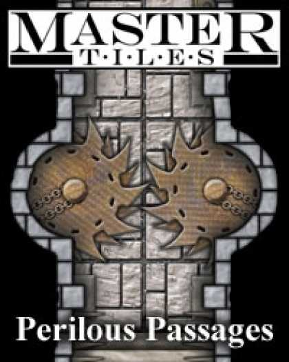 Role Playing Games - Master Tiles No.2 - Perilous Passages