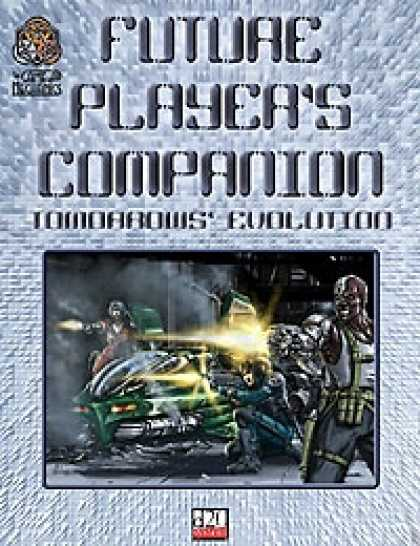 Role Playing Games - Future Player's Companion: Tomorrows' Evolution
