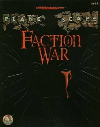 Role Playing Games - Faction War