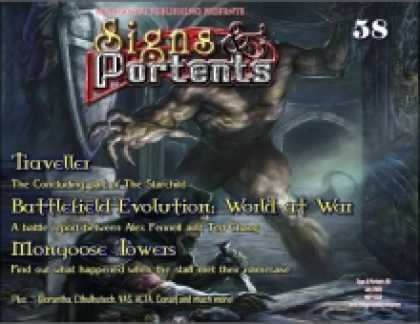 Role Playing Games - Signs & Portents 58