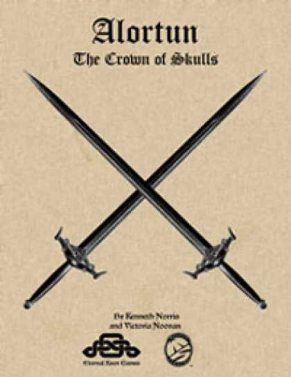 Role Playing Games - Alortun: The Crown of Skulls, v2