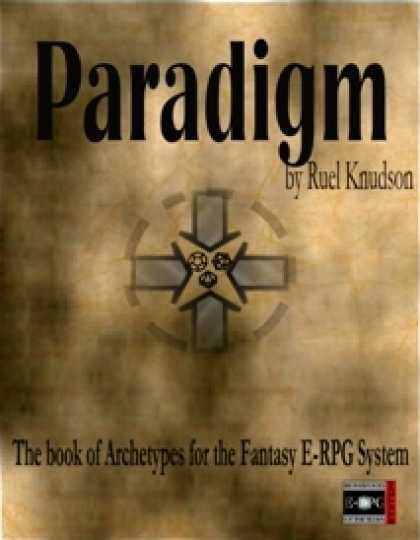 Role Playing Games - The Fantasy Sagas Paradigm