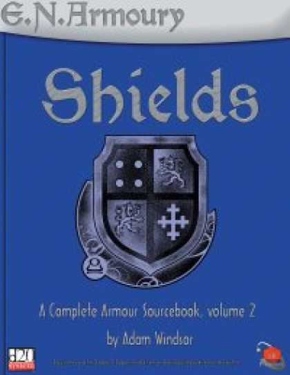 Role Playing Games - E.N. Armoury - Shields