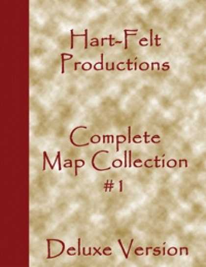 Role Playing Games - Complete Map Collection #1 Deluxe