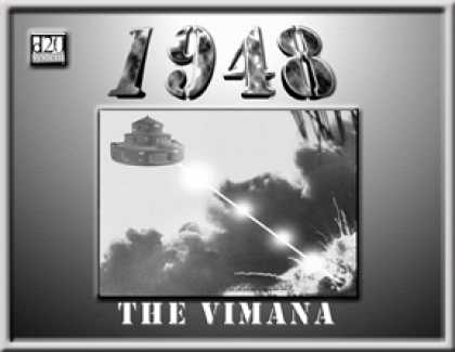 Role Playing Games - 1948: The Vimana