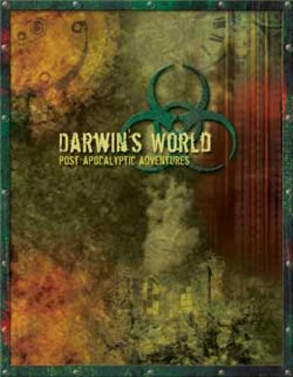 Role Playing Games - Darwin's World 2: Survivor's Handbook
