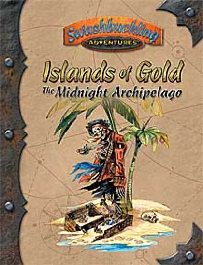 Role Playing Games - Islands of Gold: The Midnight Archipelago
