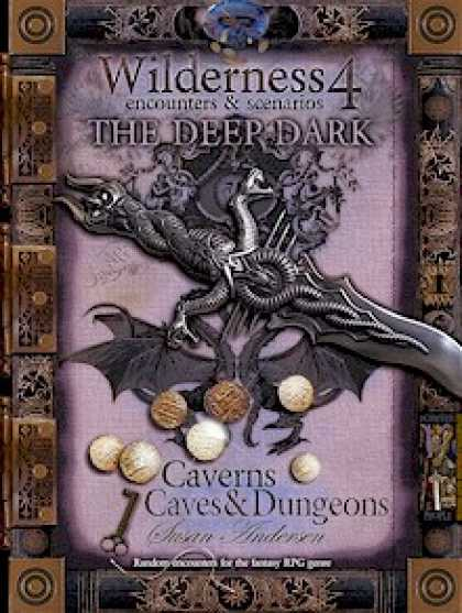 Role Playing Games - Wilderness Encounters 4 - The Deep Dark