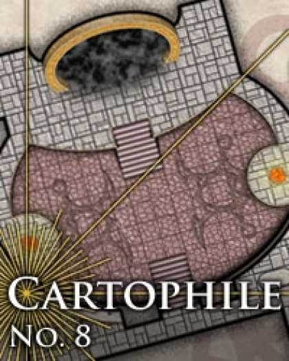Role Playing Games - Cartophile No. 8