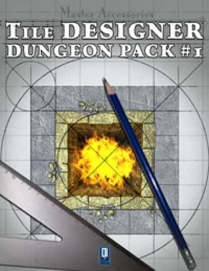 Role Playing Games - Tile Designer: Dungeon Pack #1
