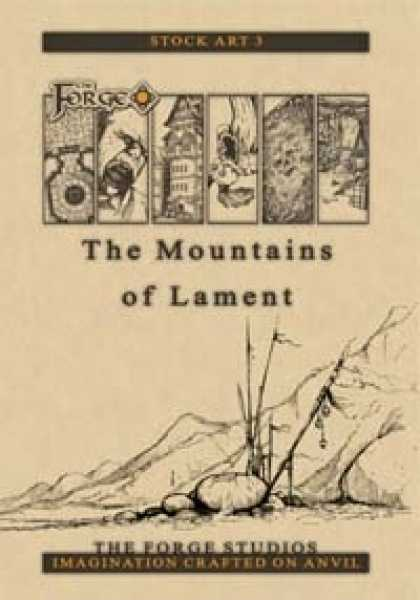 Role Playing Games - The Mountains of Lament