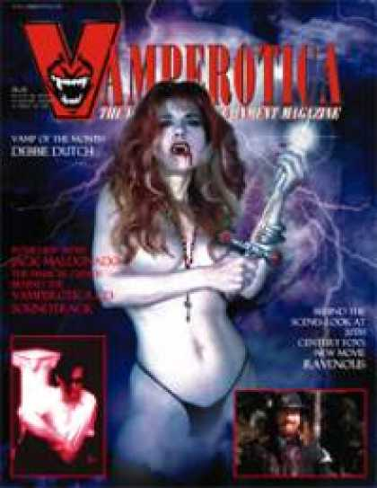 Role Playing Games - Vamperotica Magazine V1N07