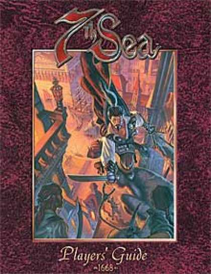 Role Playing Games - 7th Sea: Players' Guide