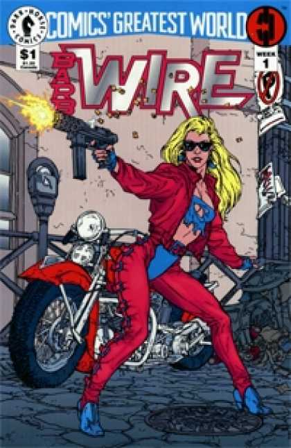 Role Playing Games - Barb Wire Week 1