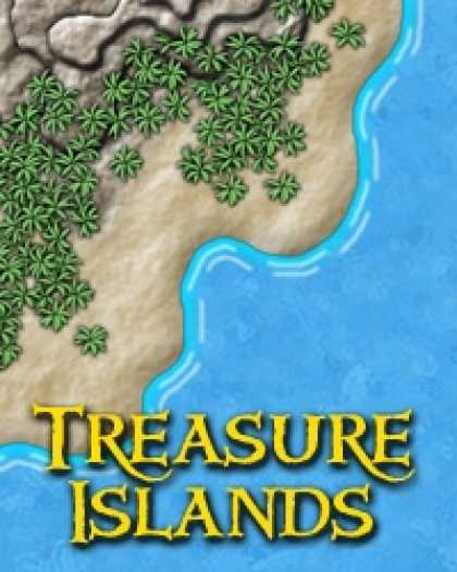 Role Playing Games - SkeletonKey Games presents Treasure Islands
