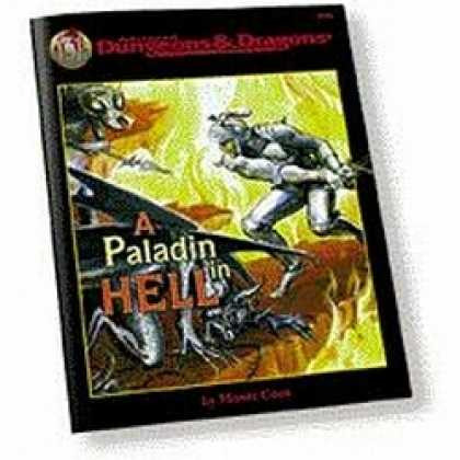 Role Playing Games - A Paladin in Hell