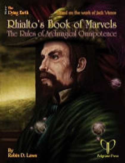 Role Playing Games - Rhialto's Book of Marvels