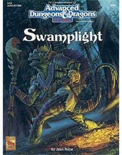 Role Playing Games - Swamplight
