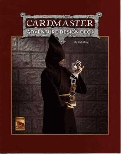 Role Playing Games - Cardmaster Adventure Design Deck
