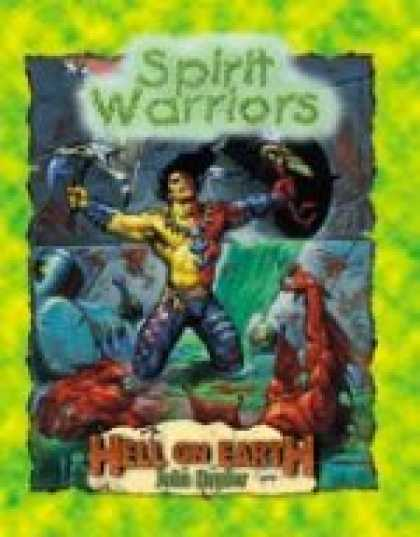 Role Playing Games - PEG6019 Spirit Warriors