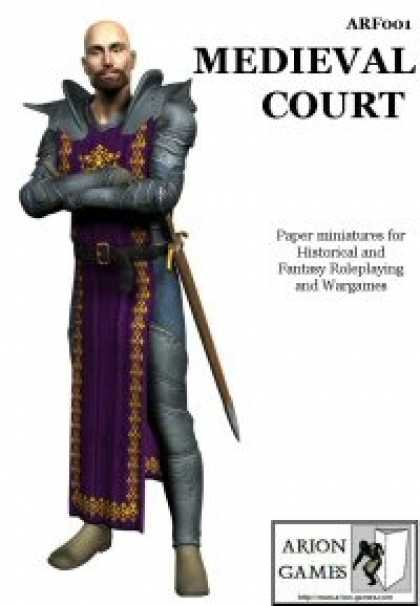 Role Playing Games - Medieval Court Set