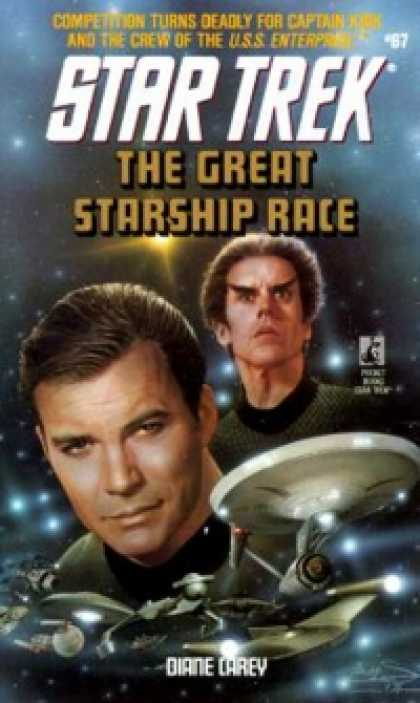 Role Playing Games - The Great Starship Race