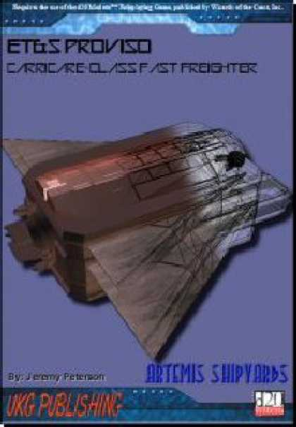 Role Playing Games - ET&S Proviso: Carricare-Class Fast Freighter
