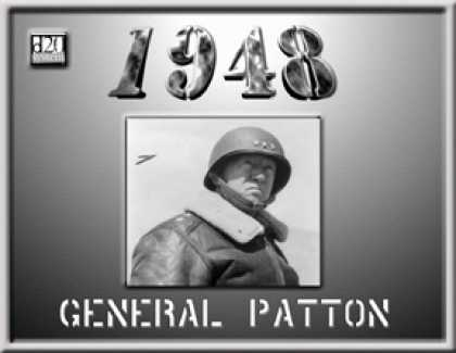 Role Playing Games - 1948: General Patton