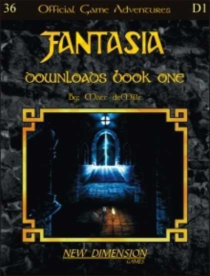 Role Playing Games - Fantasia: Downloads Book One--free mini-adventures