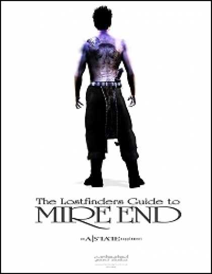 Role Playing Games - The Lostfinders Guide to Mire End