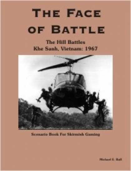 Role Playing Games - The Hill Battles, Khe Sanh 1967, Skirmish Scenario Book