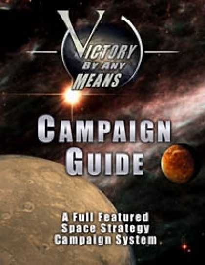 Role Playing Games - Victory by Any Means Campaign Guide
