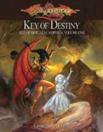 Role Playing Games - Key of Destiny: Dragonlance© Age of Mortals Campaign, Vol. I