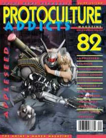 Role Playing Games - Protoculture Addicts #82