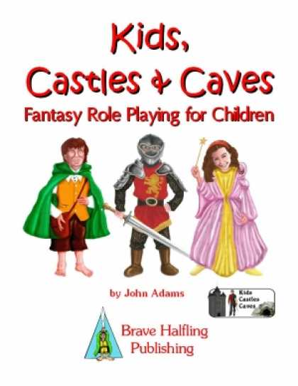 Role Playing Games - Kids, Castles & Caves
