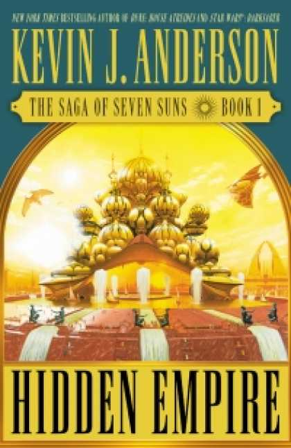 Role Playing Games - Hidden Empire - Book I of The Saga of Seven Suns