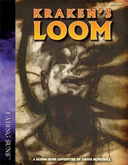 Role Playing Games - Kraken's Loom: A Fading Suns Shard
