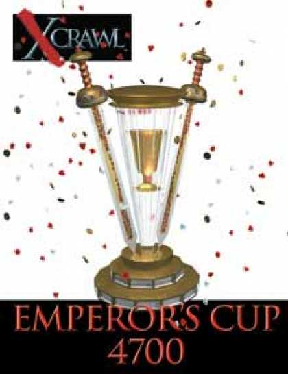 Role Playing Games - Xcrawl: Emperor's Cup (level 12 adventure)