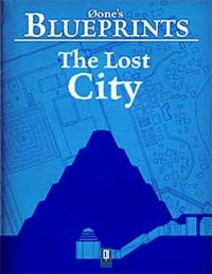 Role Playing Games - 0one's Blueprints: The Lost City