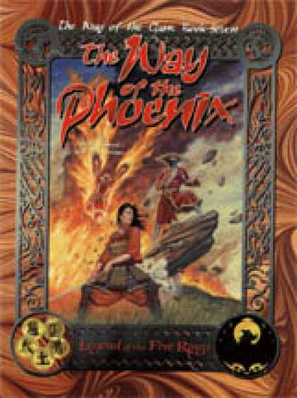 Role Playing Games - Way of the Phoenix