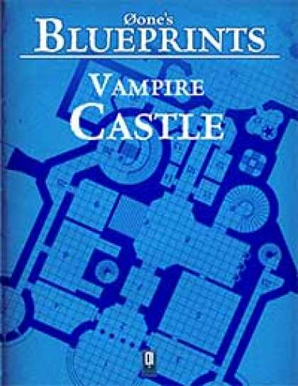 Role Playing Games - 0one's Blueprints: Vampire Castle