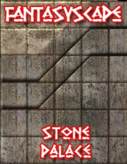 Role Playing Games - Fantasyscape Tiles: Stone Palace