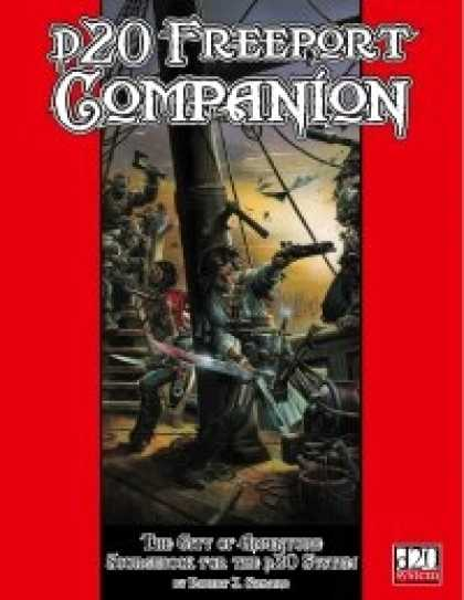 Role Playing Games - d20 Freeport Companion