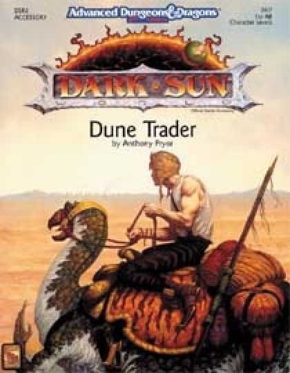 Role Playing Games - Dune Trader