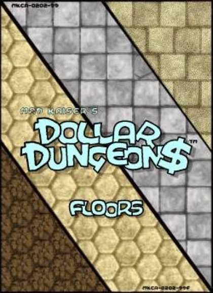 Role Playing Games - DOLLAR DUNGEON$-Floors