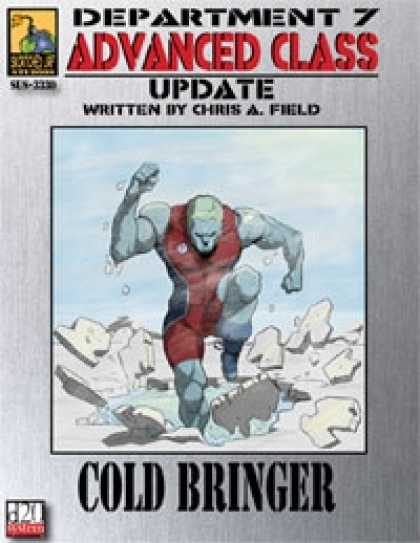 Role Playing Games - Dept. 7 Adv. Class Update: Cold Bringer