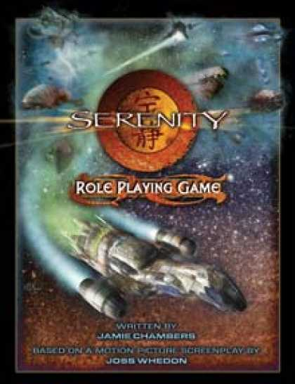 Role Playing Games - Serenity Role Playing Game